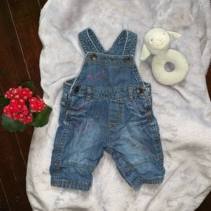 CHILDRENS PLACE Fleece Lined Coveralls